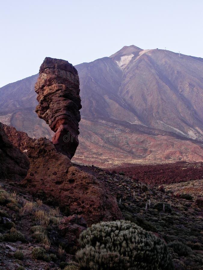 EL Teide imagen de archivo