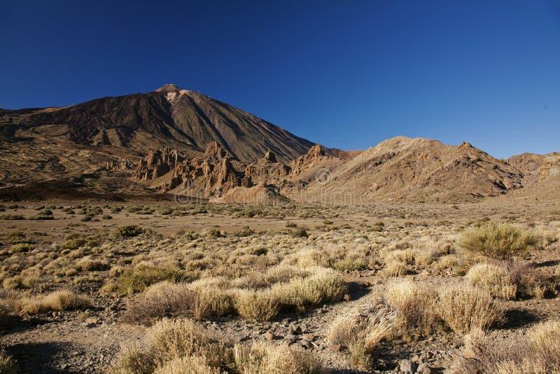 EL Teide photographie stock