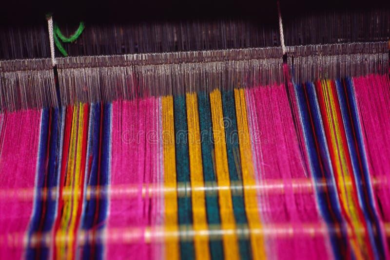 El tejer imagenes de archivo