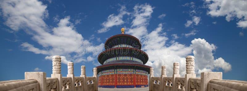 Download El Templo Del Cielo (altar Del Cielo), Pekín, China Foto de archivo - Imagen de altar, buddhism: 42443168