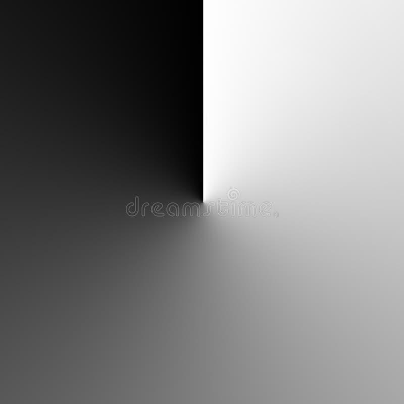 El tiempo de la noche y del día cambia el extracto imagen de archivo libre de regalías