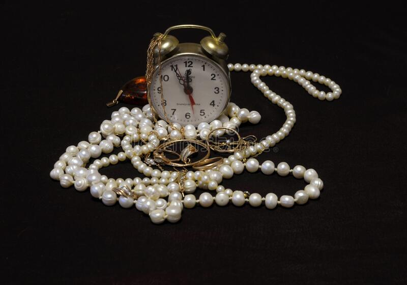 El tiempo es de gran valor fotografía de archivo libre de regalías
