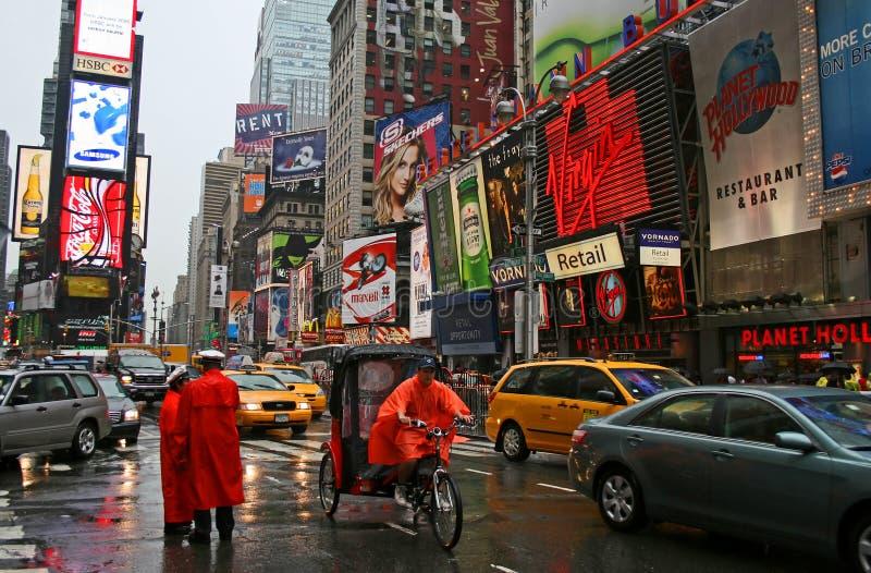 El Times Square fotografía de archivo libre de regalías