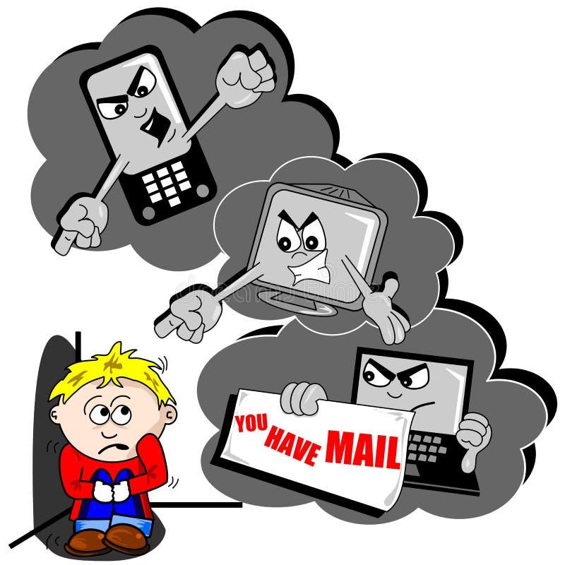 El tiranizar del Cyber libre illustration