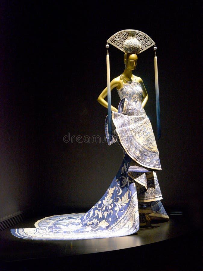 El traje hecho a mano más de lujo fotografía de archivo libre de regalías
