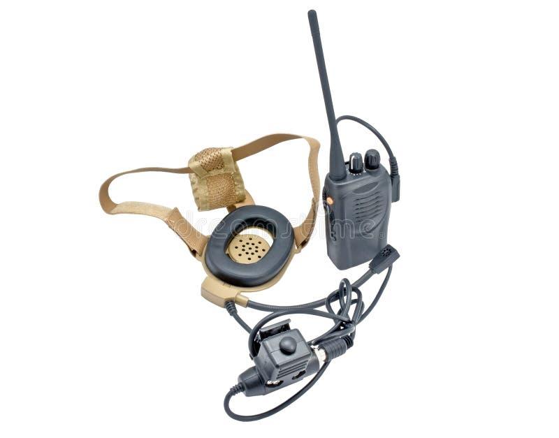 El transmisor-receptor imagen de archivo