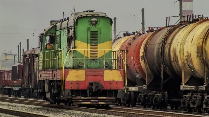 El tren imagenes de archivo
