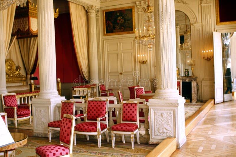 El Trianon - la Versalles magníficos imagen de archivo