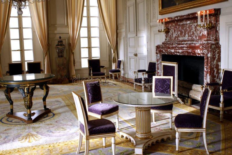 El Trianon - la Versalles magníficos imágenes de archivo libres de regalías