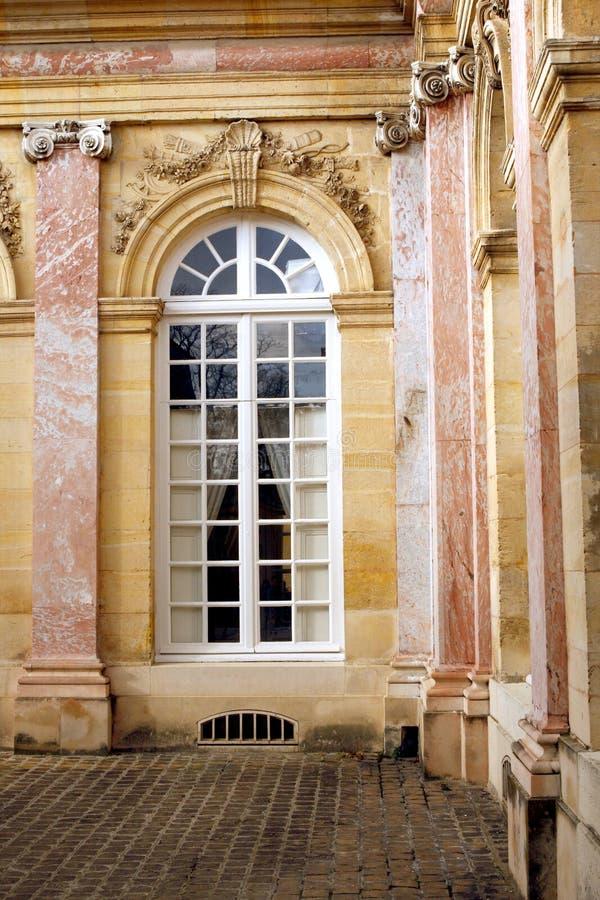 El Trianon - la Versalles magníficos imagen de archivo libre de regalías