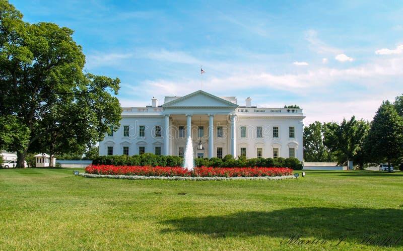 El Tribunal Supremo en Washington, C S Casa Blanca del capitolio fotografía de archivo