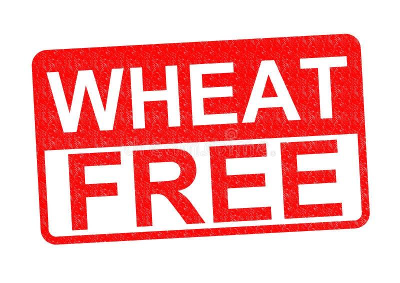 El trigo libera stock de ilustración