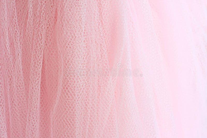 El tutú rosado. fotos de archivo