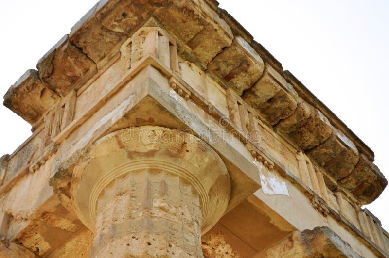 El valle de los templos de Agrigento - Italia 021 fotos de archivo