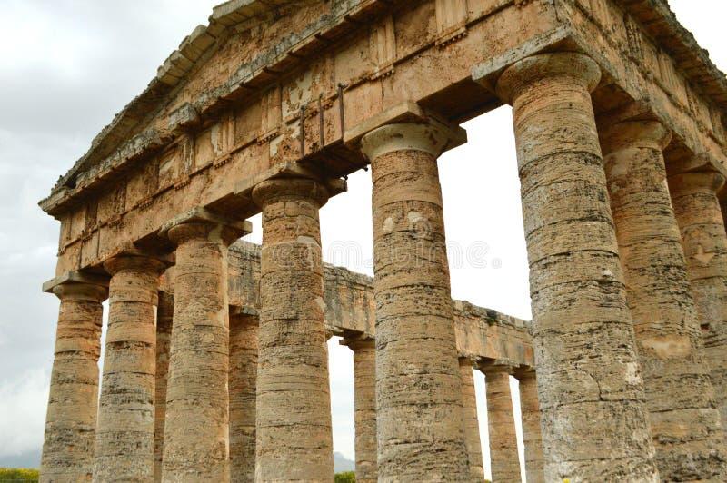 El valle de los templos de Selinunte - detalle - Italia 11 imagenes de archivo