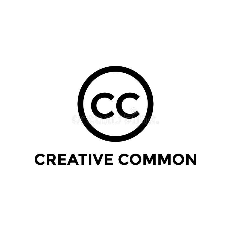 El vector común creativo de la plantilla del diseño del icono aisló libre illustration