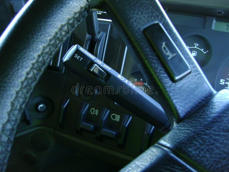 El vehículo controla la imagen 01 fotos de archivo libres de regalías