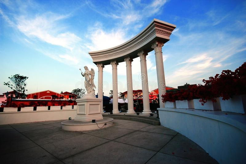 El Venezia Hua-hin fotografía de archivo