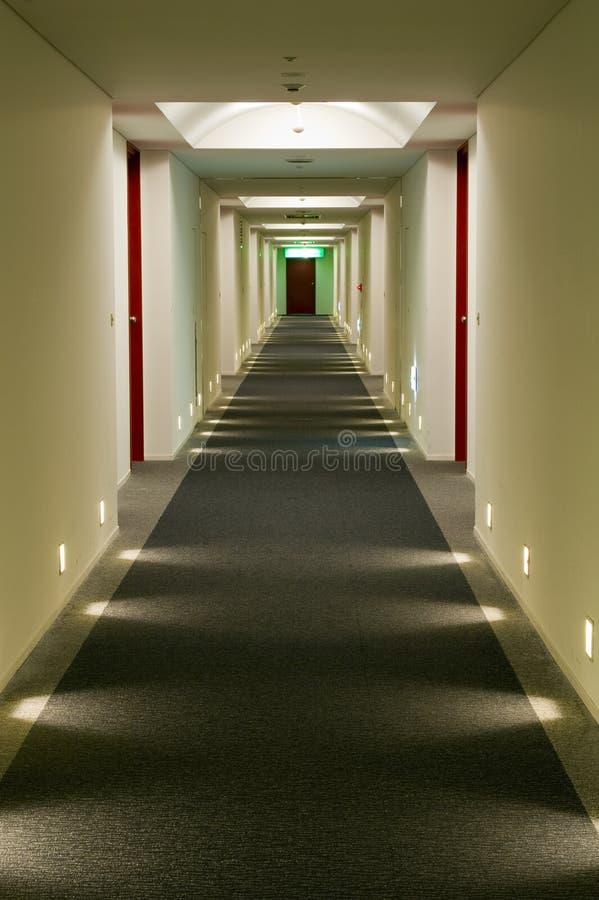 El vestíbulo foto de archivo