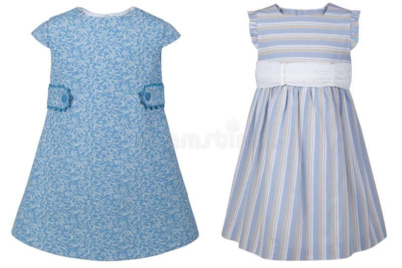 El vestido de los niños fotos de archivo