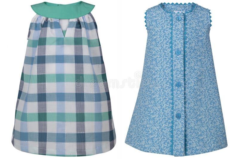 El vestido de los niños imagen de archivo libre de regalías