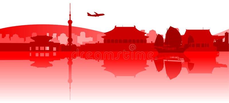 El viajar alrededor de East Asia libre illustration
