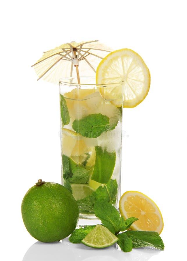 Download El Vidrio De Un Mojito Frío Foto de archivo - Imagen de alcohol, ingrediente: 41916820