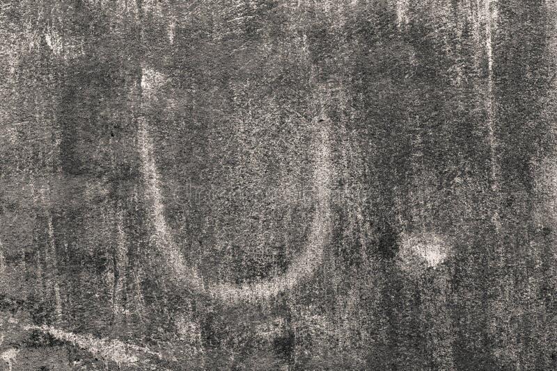El viejo fondo gris de la textura del muro de cemento para los interiores wallpaper diseño de lujo foto de archivo libre de regalías