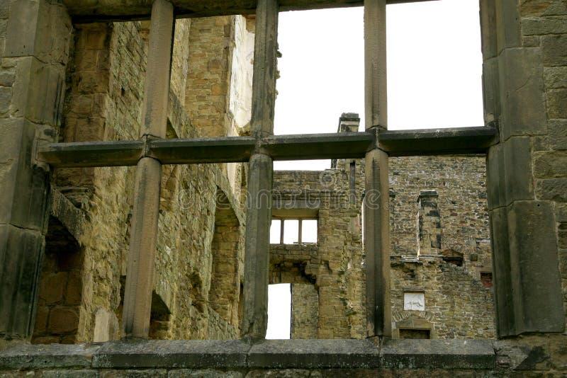 El viejo Pasillo, Hardwick, Derbyshire imágenes de archivo libres de regalías