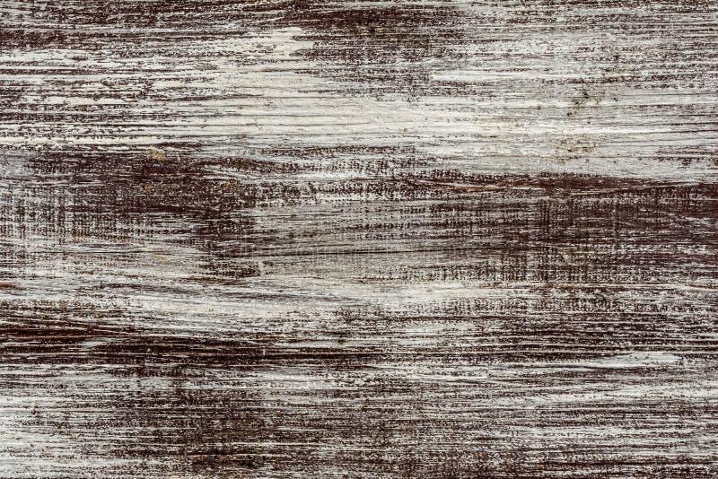 El viejos y resistidos fondo y textura retros del estilo del vintage de madera negro gris de la pared imágenes de archivo libres de regalías