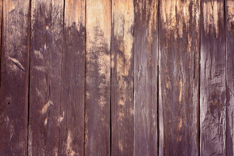 El vintage texturizó la madera del Grunge fotografía de archivo