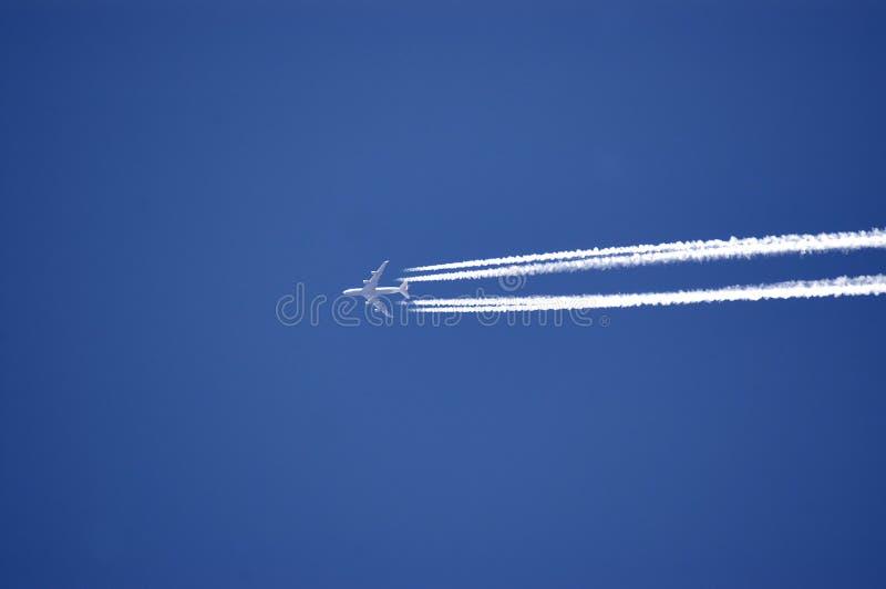El volar arriba fotos de archivo