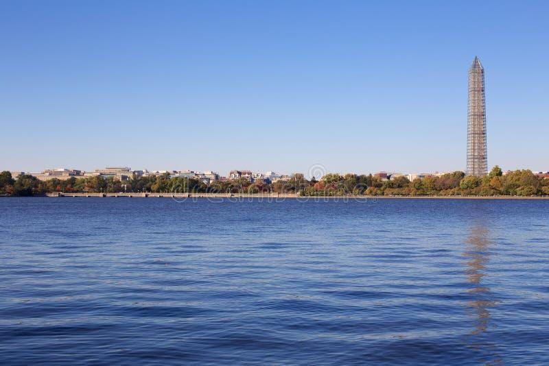 El Washington DC del depósito imagen de archivo libre de regalías