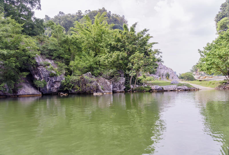 El waterpark fotografía de archivo