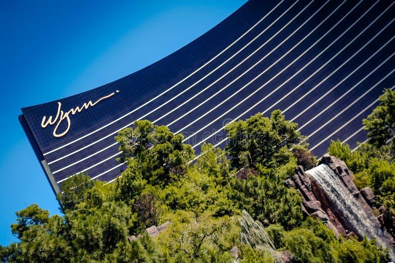 El Wynn, Las Vegas imagen de archivo libre de regalías