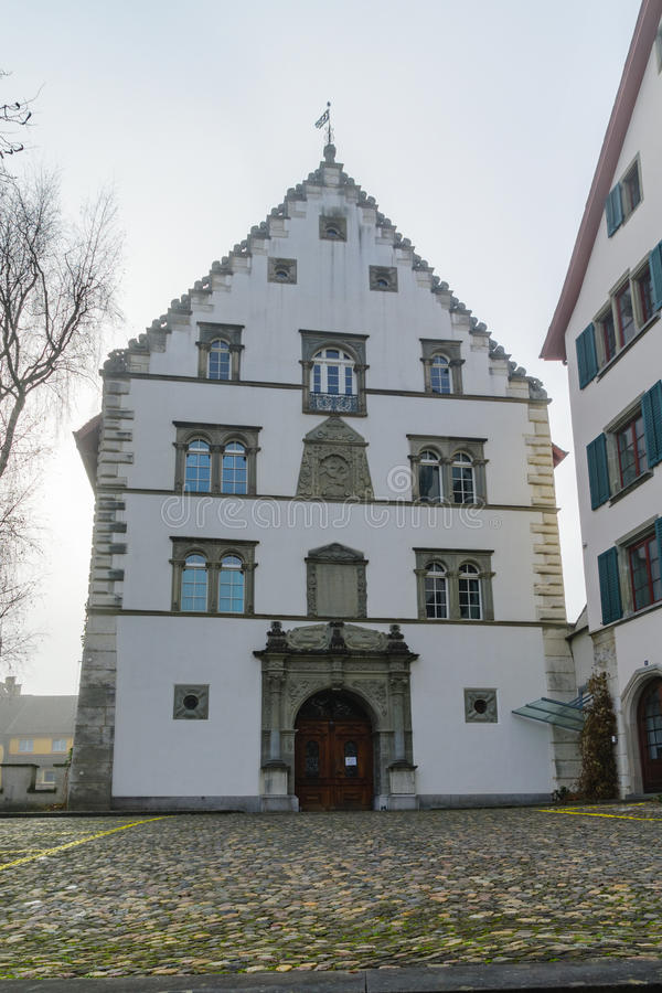 El zu Allerheiligen del museo en Schaffhausen foto de archivo libre de regalías