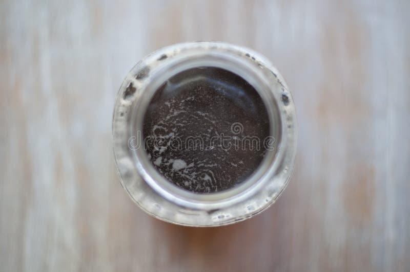 Elaboración de la cerveza Kombucha imágenes de archivo libres de regalías