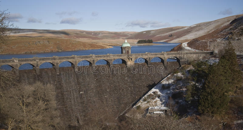 Elan Valley, Rhayader, Powys stock photos