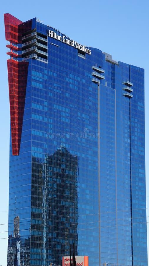 Elara, Hilton Grand Vacations Hotel, in Las Vegas, Nevada stock foto