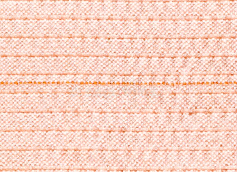 Elastic bandage brown  close up texture background royalty free stock photos