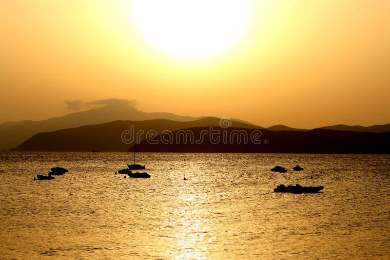 Download Elba stock image. Image of sunset, village, summer, nature - 20804917