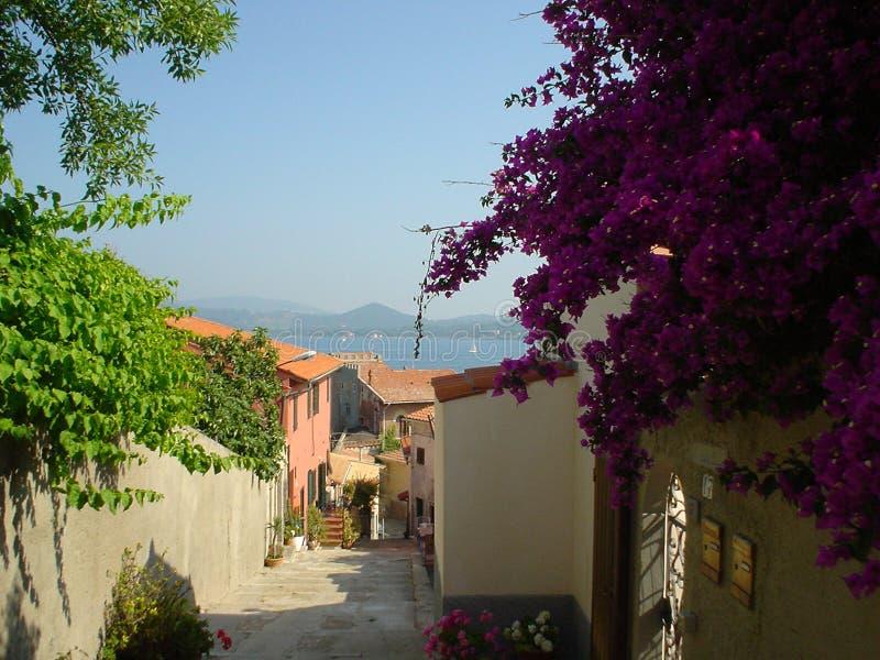 Elba, Italia fotografía de archivo libre de regalías