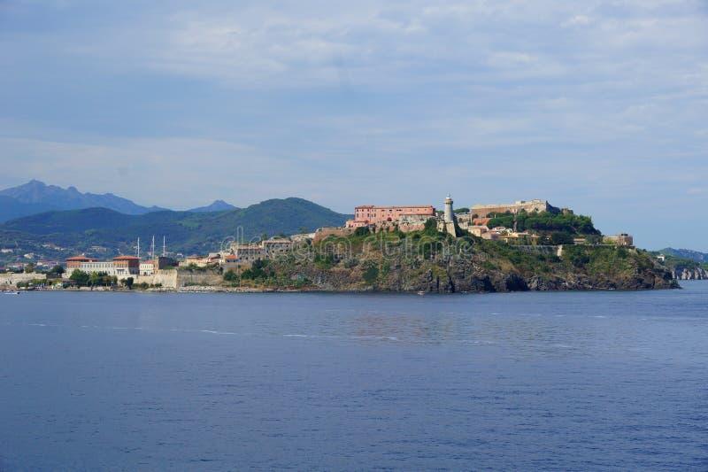 Elba stock photo