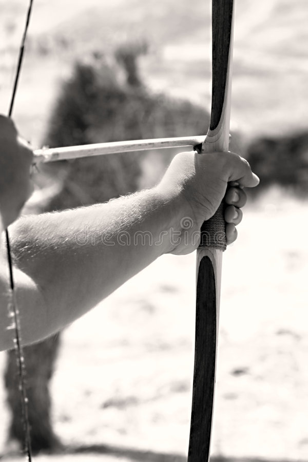 Download Elbow shooting stock image. Image of active, fight, traditional - 3531309