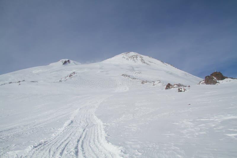 Elbrus στοκ φωτογραφίες