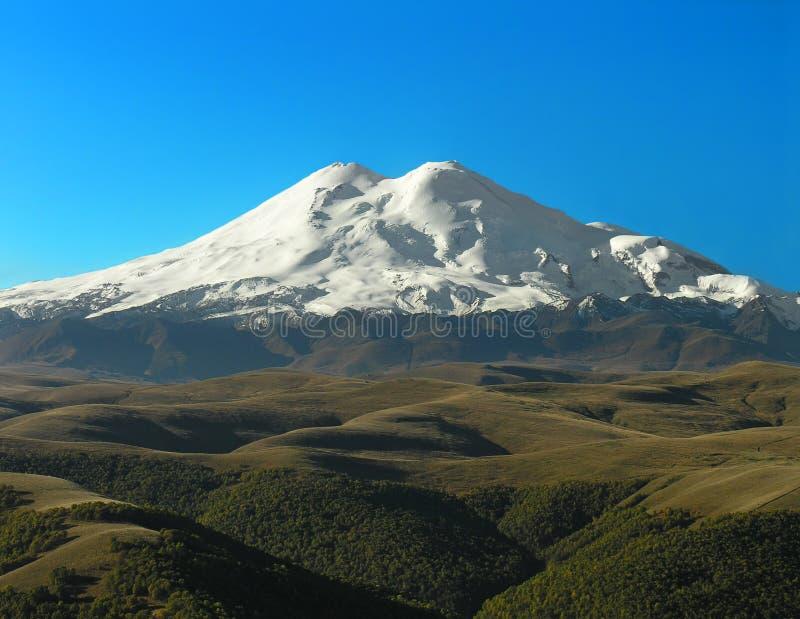 Elbrus photos libres de droits