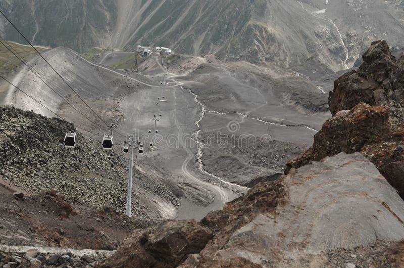 elbrus стоковая фотография rf