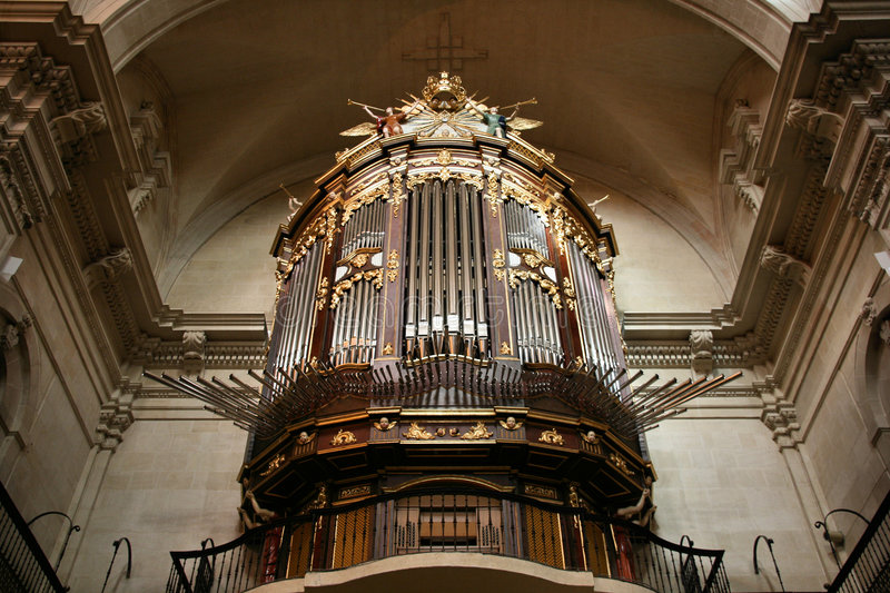Download Elche cathedral stock image. Image of music, famous, spanish - 7291173