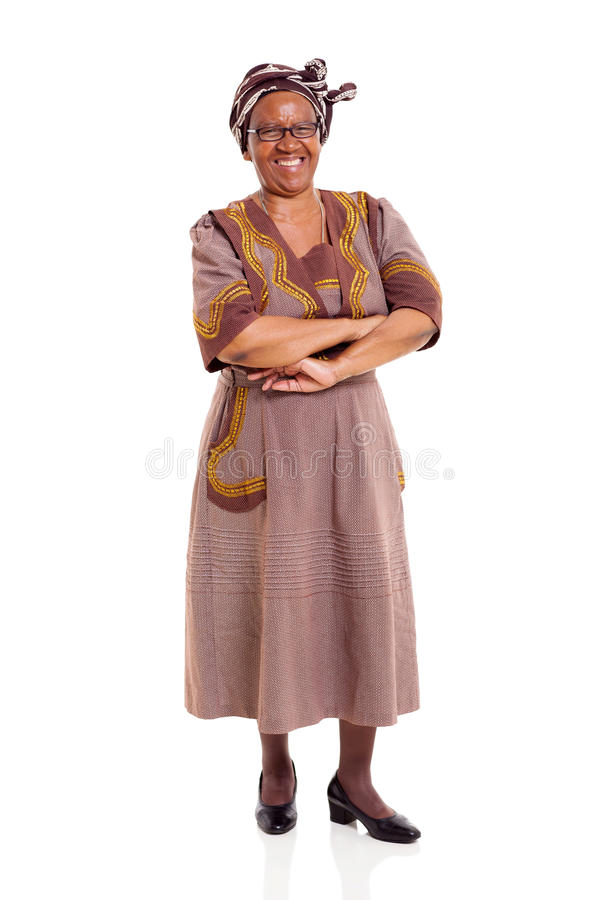 Download Elderly African Woman Royalty Free Stock Photo - Image: 33289985
