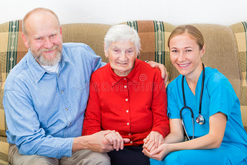 Download Elderly care stock photo. Image of family, disease, dementia - 50835918